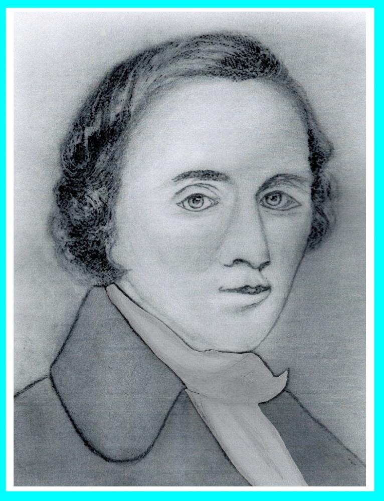 Frédéric Chopin por Vuilletjossjoss